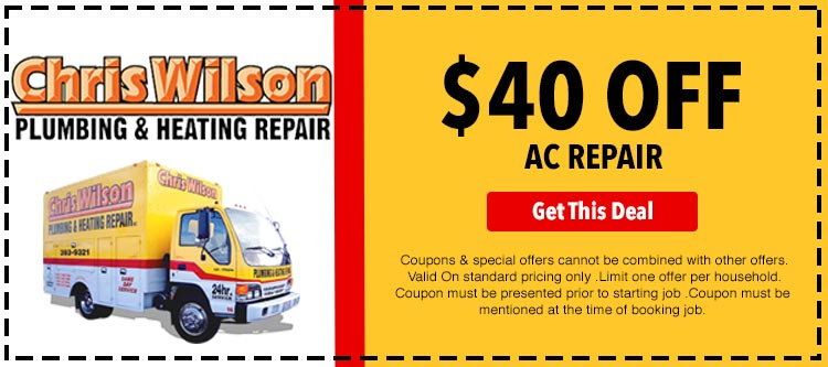 discount on air conditioning repair