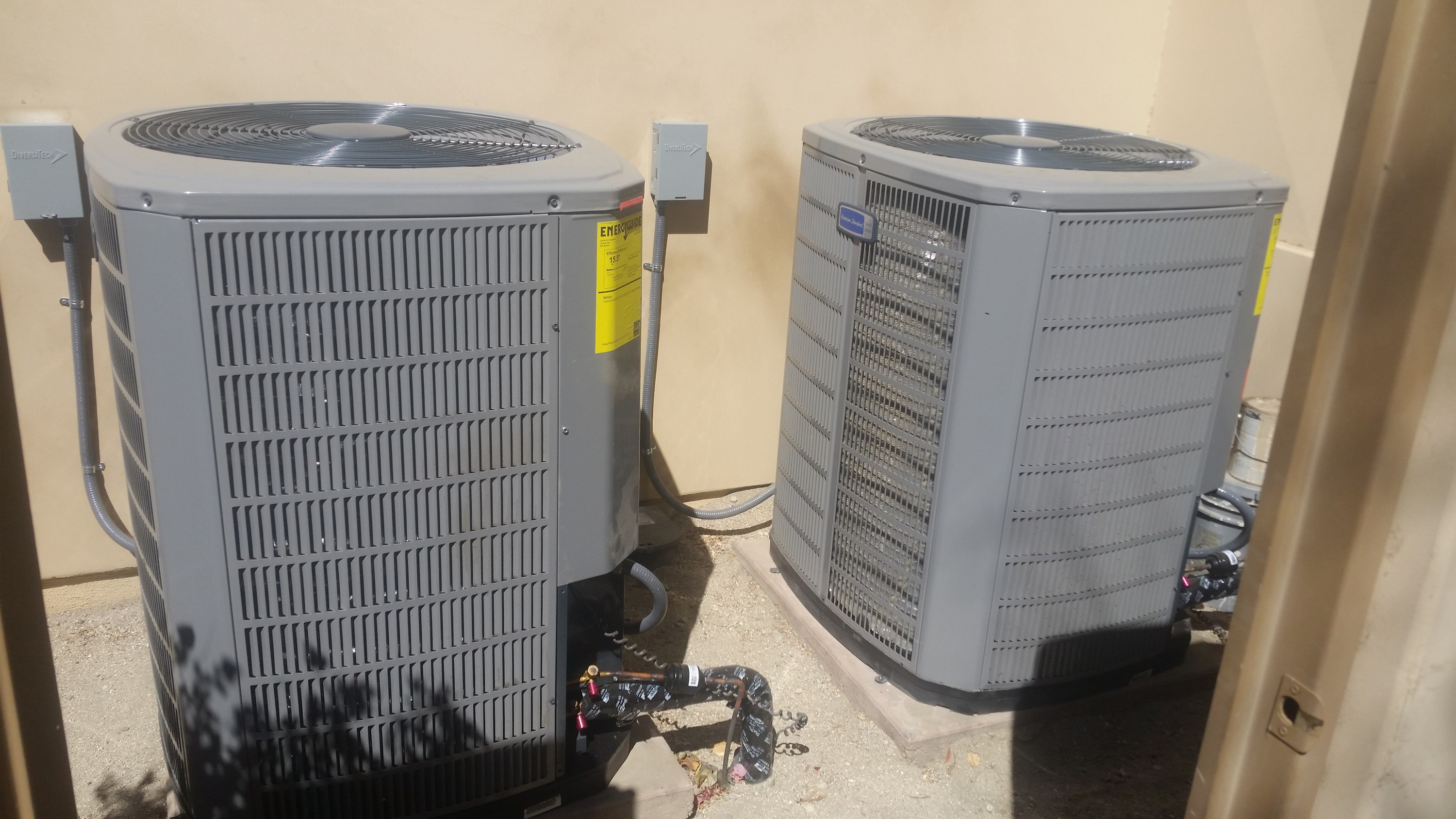 air conditioning repair and installation services