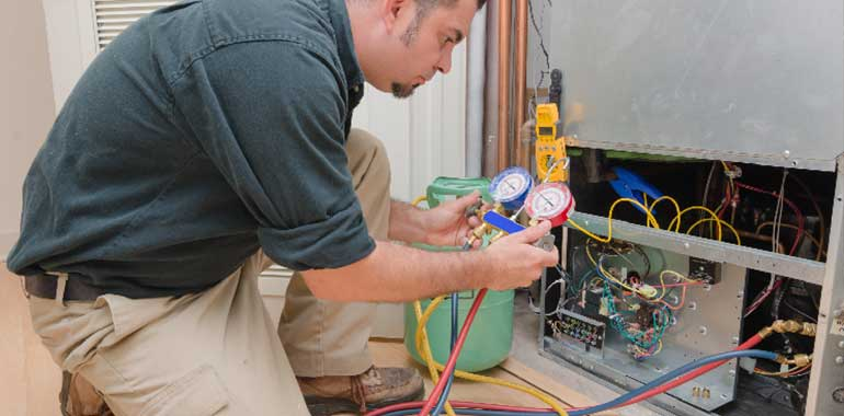 furnace repair and maintenance services